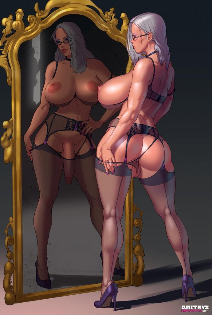 gloryhole | Hentai Futanari Porn