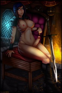 Futanari Skyrim Nord Porn