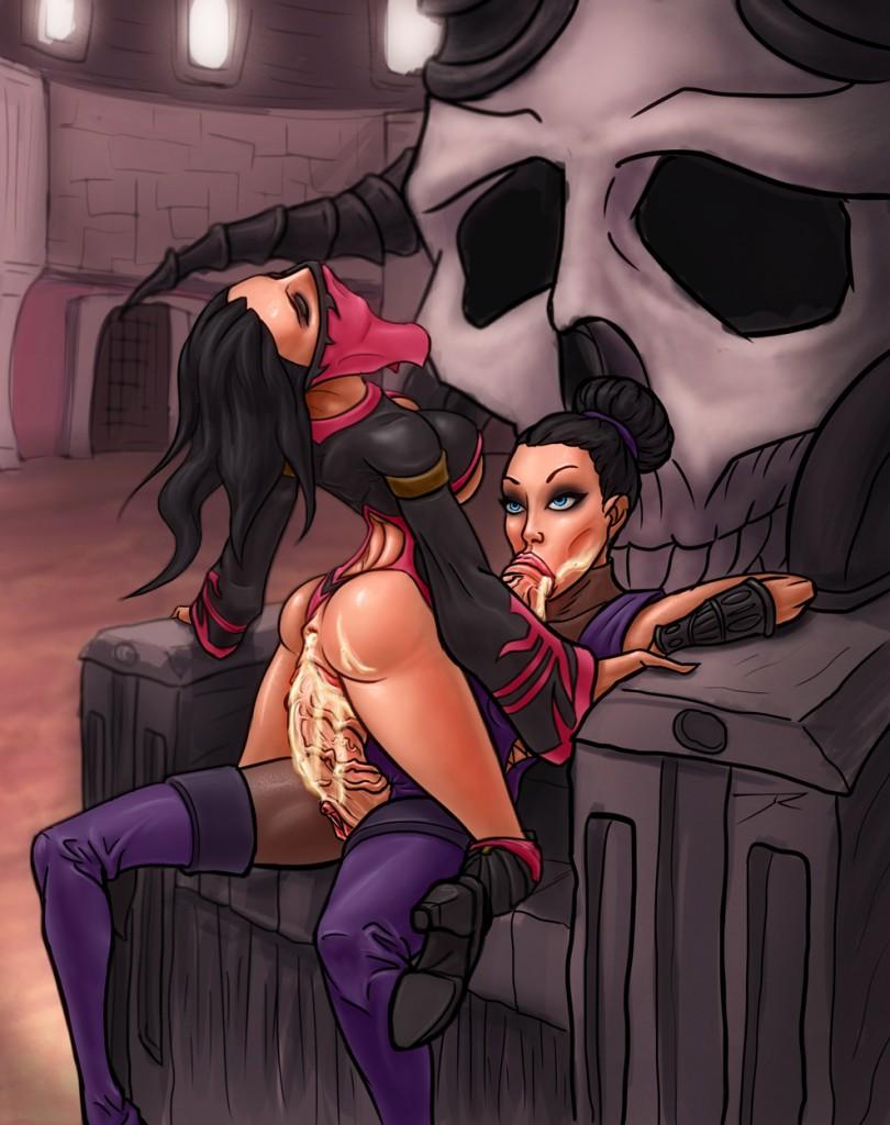 Mortal kombat sex toon xnxxvdieos fucked tit