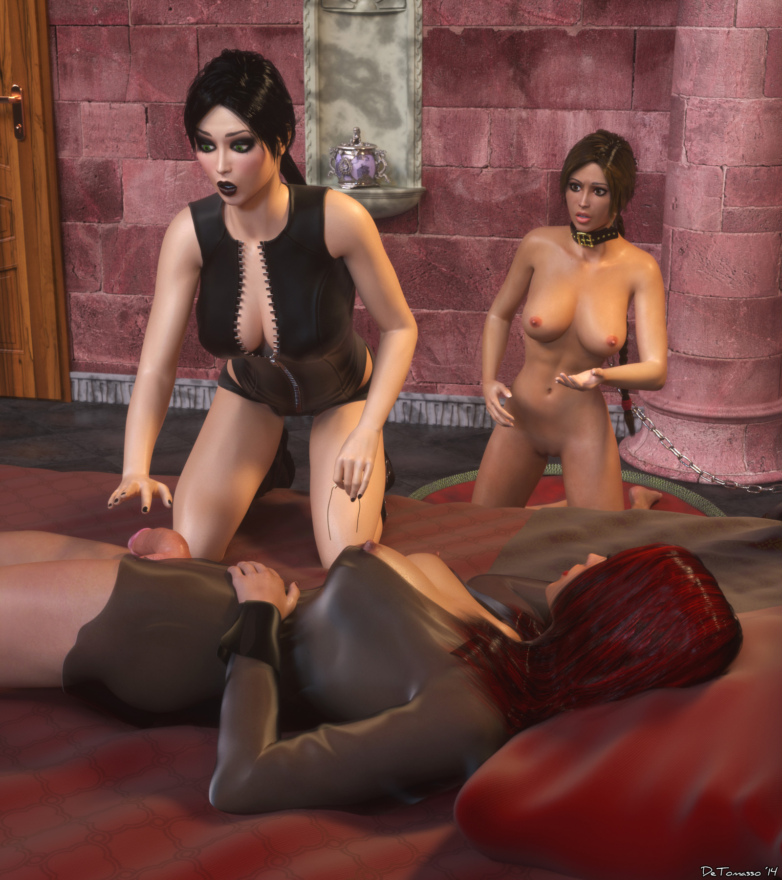 Tomb raider 3d free sex bilder fucks toons