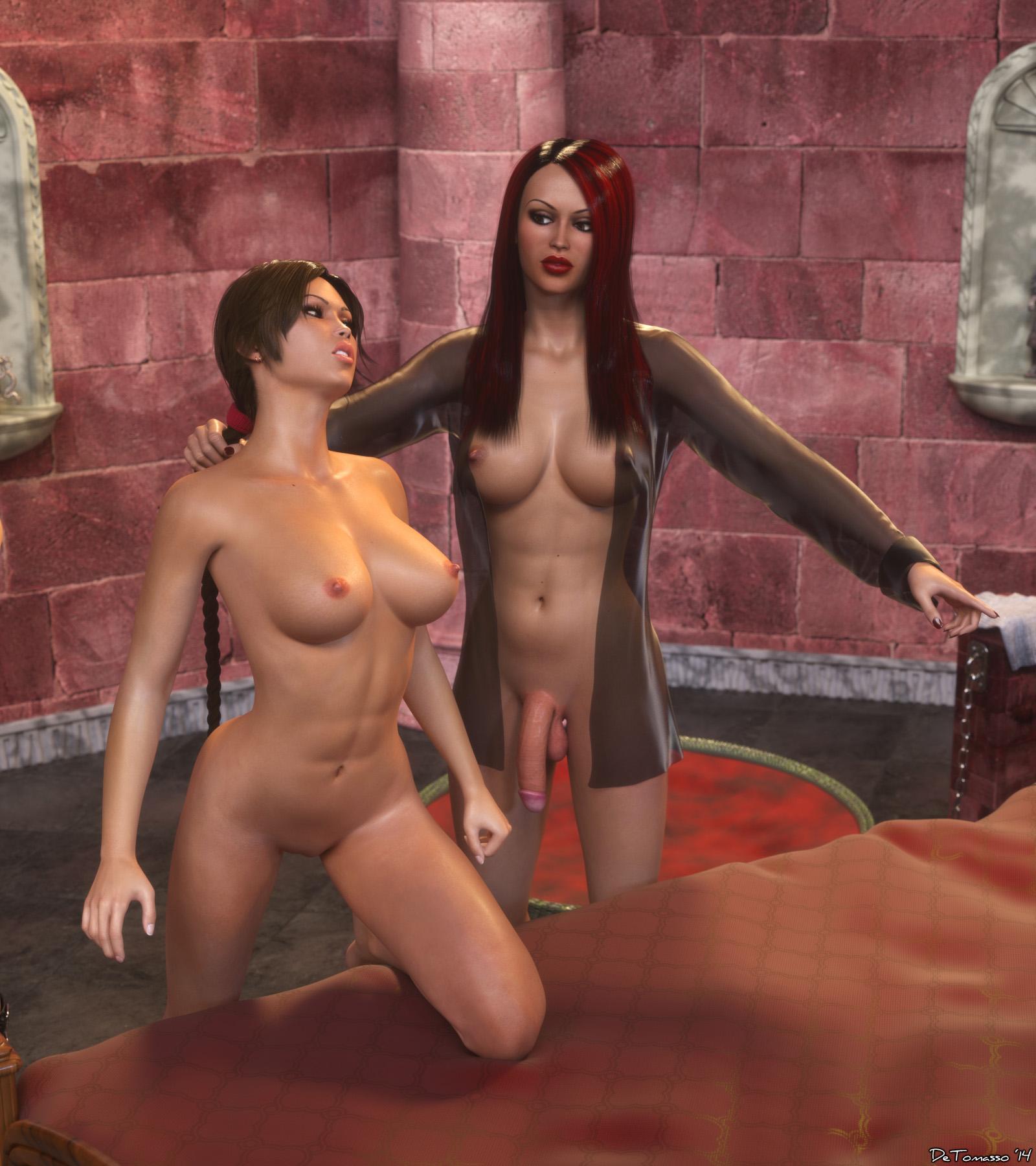 Lara croft solo sex gifs cartoon comic