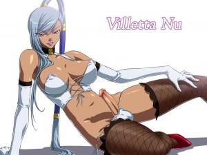 Villetta Nu futa nude