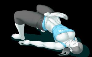 Wii fit futanari trainer