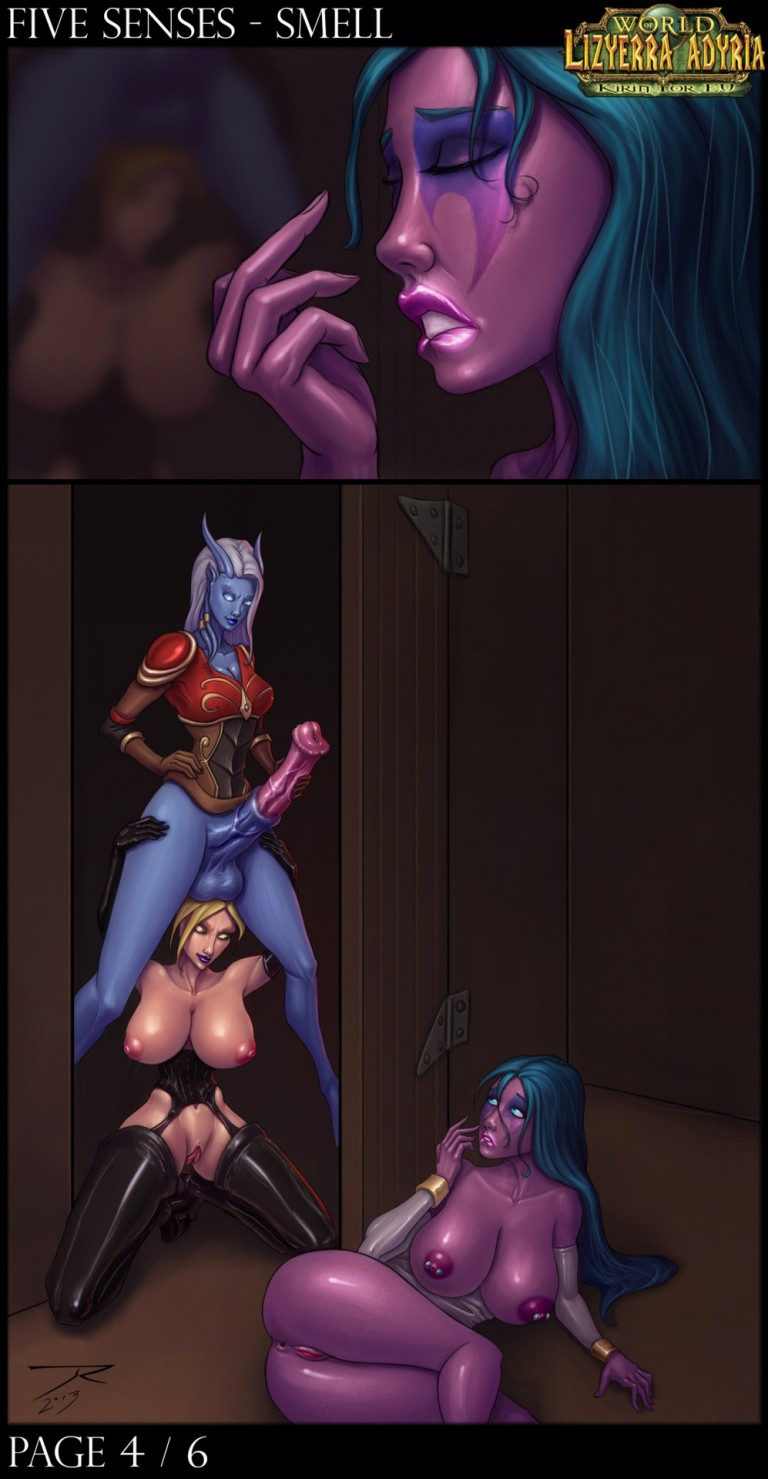 Warcraft futa cartoon tube