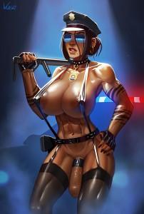 futanari_police_slut